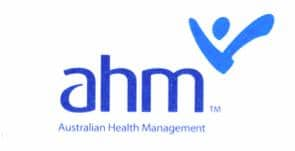 AHM - Australian Health Management Logo