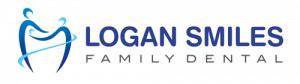 Logan Smiles Family Dental Full Logo